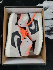 jordan 1 high hyper crimson sz 10