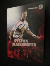 Stefan Maierhofer Autogrammkarte FC Aarau 2018-19  Original Signiert
