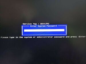 Unlock bios password Dell Alienware 17 R5,Dell Alienware 17 R4, Alienware m17 R3