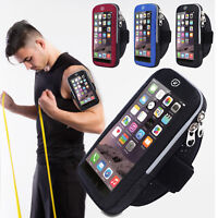 Sports Waterproof Running Jogging Armband Bag Pouch Holder Case For Cell Phone