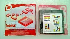 Lot of 2 Rubik's 2D Puzzles Happy Meal Toys 2020 McDonald's NZ Australia