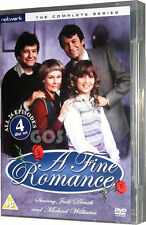 A Fine Romance The Complete Collection ITV 4 DVD Comedy Series Judi Dench - New