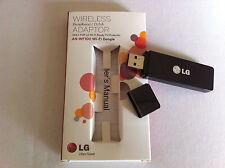 Véritable LG AN-WF100 WiFi sans fil Adaptateur Dongle USB 2.0 pour LED LCD Plasma TV