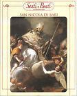 STAMPA SU CARTONCINO IMMAGINE SACRA - SAN NICOLA DI BARI - CM. 19x24