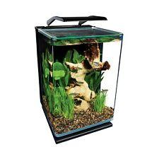 MarineLand 5 Gallon Portrait Glass LED Aquarium Kit 5 GAL