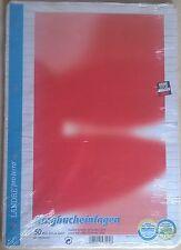 Landre Proterra Ringbucheinlage DIN 4 Liniert gelocht 50 Blatt