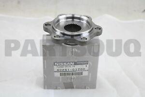 4026101J00 Genuine Nissan FLANGE-DRIVE,FRONT WHEEL 40261-01J00