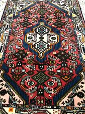 Handgeknüpfter brücke Orientteppich Orient läufer Teppich Antik 124x80