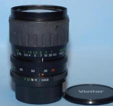 Pentax Vivitar 28-80mm f3.5-5.6 PK-A PKA manual focus Macro Zoom lens - Mint-!