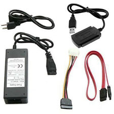 USB 2.0 to IDE SATA S-ATA Converter Adapter Cable for 2.5 3.5 Hard Drive HD HDD
