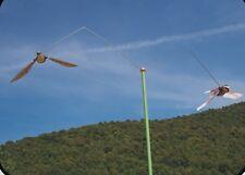(3202) GIOSTRA MECCANICA TELESCOPICA 2 BRACCI PER GUFO/AQUILA/ALLODOLA/STORNO