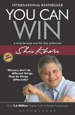 You Can Win: A step by step tool for top achievers by Shiv Khera -Paperback Book
