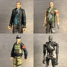 "3.75"" Terminator Salvation Endoskeleton T-600 T-700 Action Figure Playmates toys"