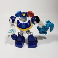 Playskool Heroes Transformers Rescue Bots Chase Police-Bot