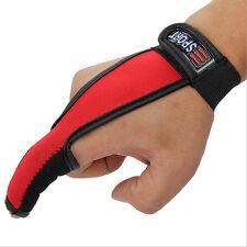 Fishing Casting Gloves Single-finger Finger Stall Protector Adjustable Elastic