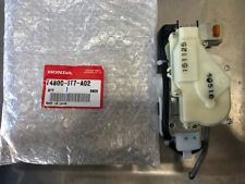 98 Acura Integra 2DR trunk hatch lock actuator, brand new OE Acura.74800-ST7-A02
