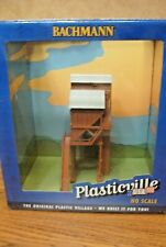 BACHMANN PLASTICVILLE HO SCALE BUILT/UP COALING STATION