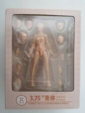 "1:18  Female 3.75"" figure same scale Gi Joe Star war joytoy Acid Rain"