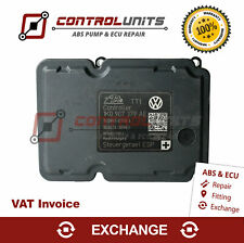 ABS Pump ECU 1K0907379AE / 1K0614517BE - EXCHANGE SERVICE - WARRANTY