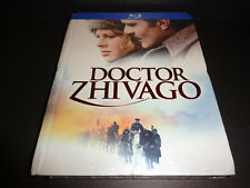 DOCTOR ZHIVAGO w/CD SAMPLER SOUNDTRACK-Married Omar Sharif loves Julie Christie
