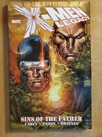 X-Men Legacy v2 Sins of the Father great condition Mike Carey