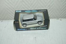 VOITURE MINI COOPER BMW FRICTION BY AUSTIN WELLY  DIE-CAST CAR  NEUF BOITE