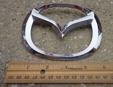 "Mazda 3 6 M 5"" trunk emblem badge decal logo symbol chrome OEM Factory Stock"