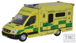 76MA001 Oxford Diecast 1:76 Scale Welsh Ambulance