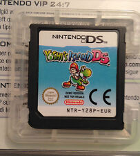 TRES RARE JEU NINTENDO DS YOSHI'S ISLAND // DEMO VERSION