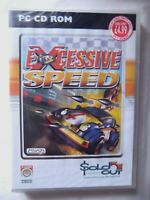 61853 - Excessive Speed [NEW / SEALED] - PC (2002) Windows XP