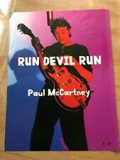 Paul McCartney Ram Giclee Canvas Album Picture Art