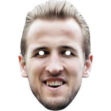 Harry Kane Football World Cup Card Celebrity Mask. All Our Masks Are Pre-Cut***