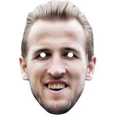 Harry Kane Football World Cup Card Celebrity Mask. All Our Masks Are Pre-Cut