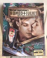 ROMEO + JULIET Blu-ray Steelbook BLUFANS Lenticular Slipcase NEW