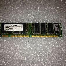 MEMORIA DIMM SDRAM Infineon HYS64V16220GU-7.5 128MB PC-133 168-Pin