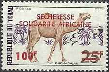 Timbre Animaux Dromadaire Tchad 289 ** lot 22274
