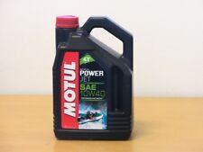 5,50€/l Motul Powerjet 4T 10W-40 4 Ltr Jetski 4-Takt Motorenöl