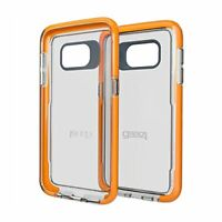 Gear4 Piccadilly D30 Shockproof Case Cover for Samsung Galaxy S7 Edge - Orange