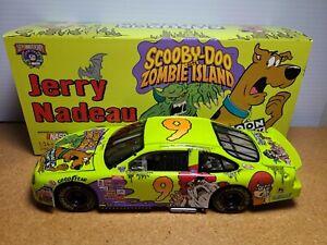 1998 Jerry Nadeau #9 Cartoon Network Scooby Doo Zombie Island 1:24 NASCAR Action
