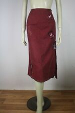 SAFFRON CRAIG Designer Wool Mix Skirt sz 8 - BUY Any 5 Items = Free Post