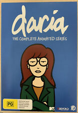 Daria - The Complete Animated Series (8 DVD Box Set) Fully UK Compatible