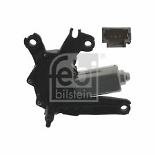 Windscreen Wiper Motor (Fits: Peugeot) | Febi Bilstein 40506 - Single