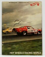 Hot Wheels Club Racing World Magazine 1970 32 Pages