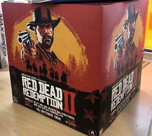 *** RED DEAD REDEMPTION *** Dekowürfel *** Merchandise *** 30x30 cm