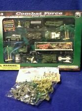 Combat Force Play Set with 20 pc Soldier Set