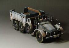 1/30 WW2 German Krupp Protze truck Kfz 70 G009 winter version without top