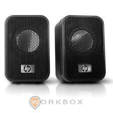 CASSE HP NN109AA HP Notebook - Speakers USB 1W RMS - Black