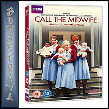 Call The Midwife Series 6 - DVD Region 2