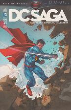 DC SAGA HORS SERIE N° 1 DC Comics Urban Comics