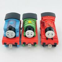 Thomas Percy James Take N Play Diecast Metal Trains - 2004 Learning Curve - Wide